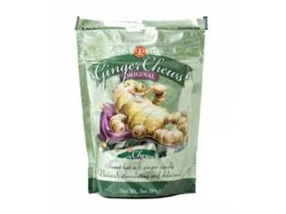 Ginger People Ginger People Original Ginger Chews 3 Oz