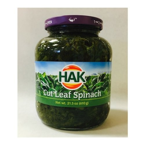 Hak Hak Spinach 21.5 Oz