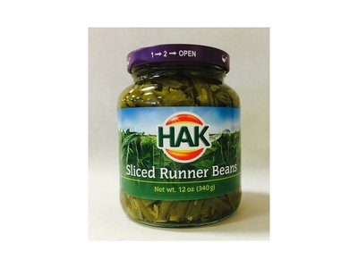 Hak Hak Sliced Green Beans 12 Oz