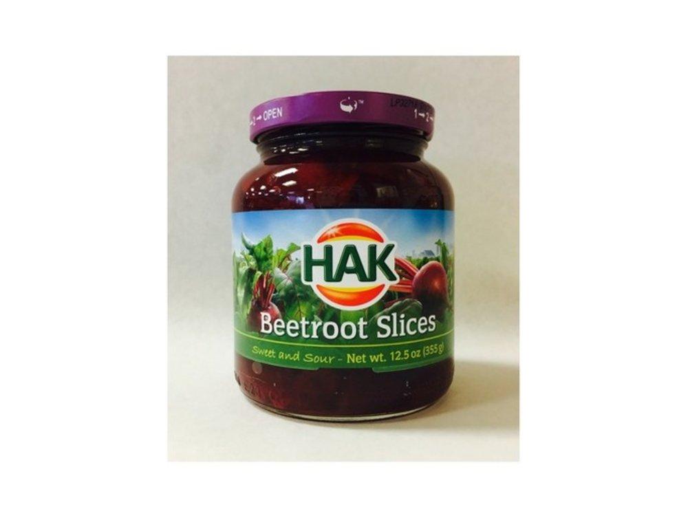 Hak Hak Beetroot Slices 12.5 Oz