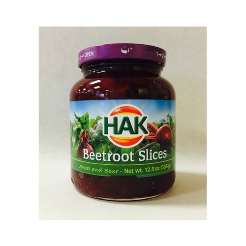 Hak Hak Beetroot Slices 12.5 Oz