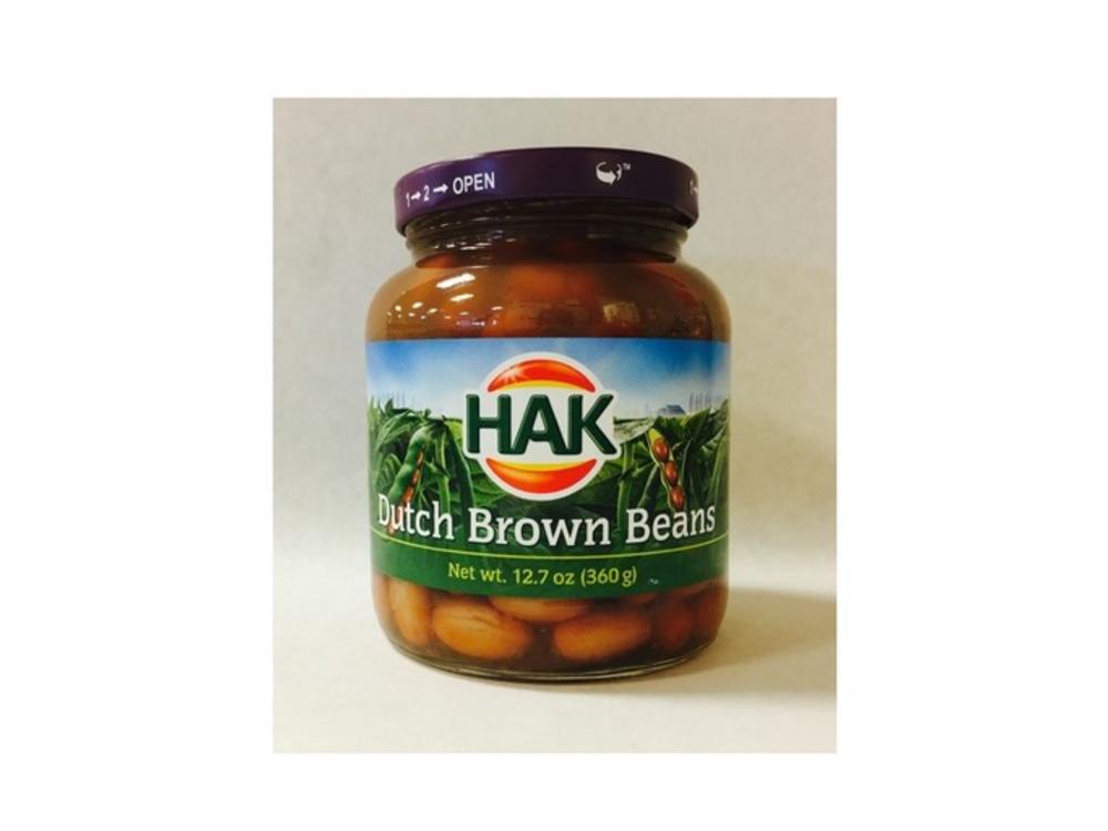 Hak Hak Dutch Brown Beans 12.6 Oz