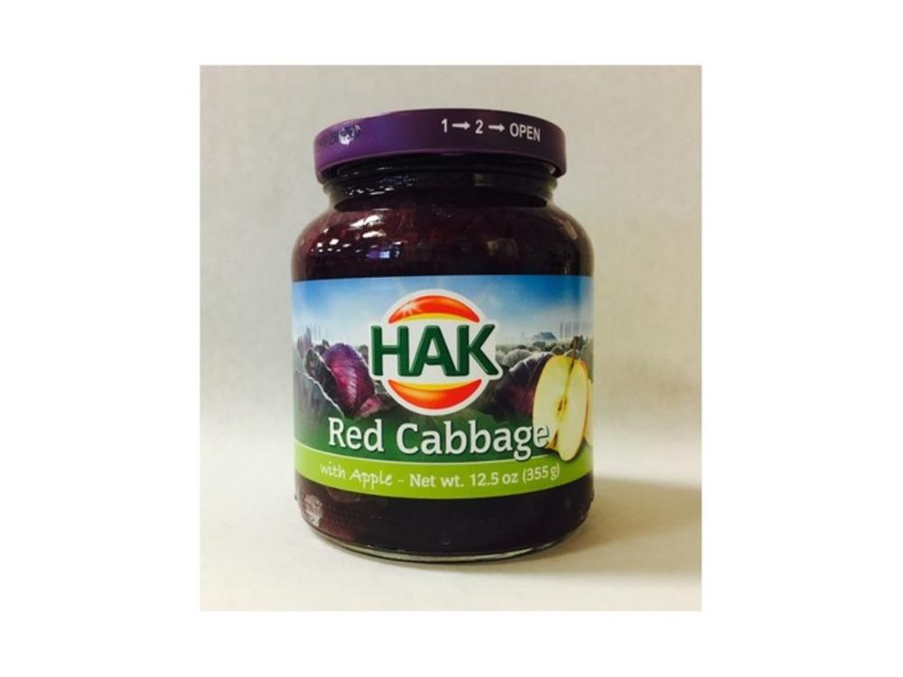 Hak Hak Red Cabbage with Apples 12.5 Oz