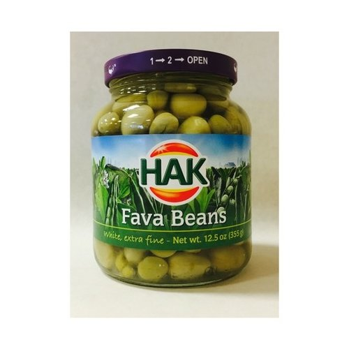 Hak Hak Fava Bean Tuinbonen 13 Oz