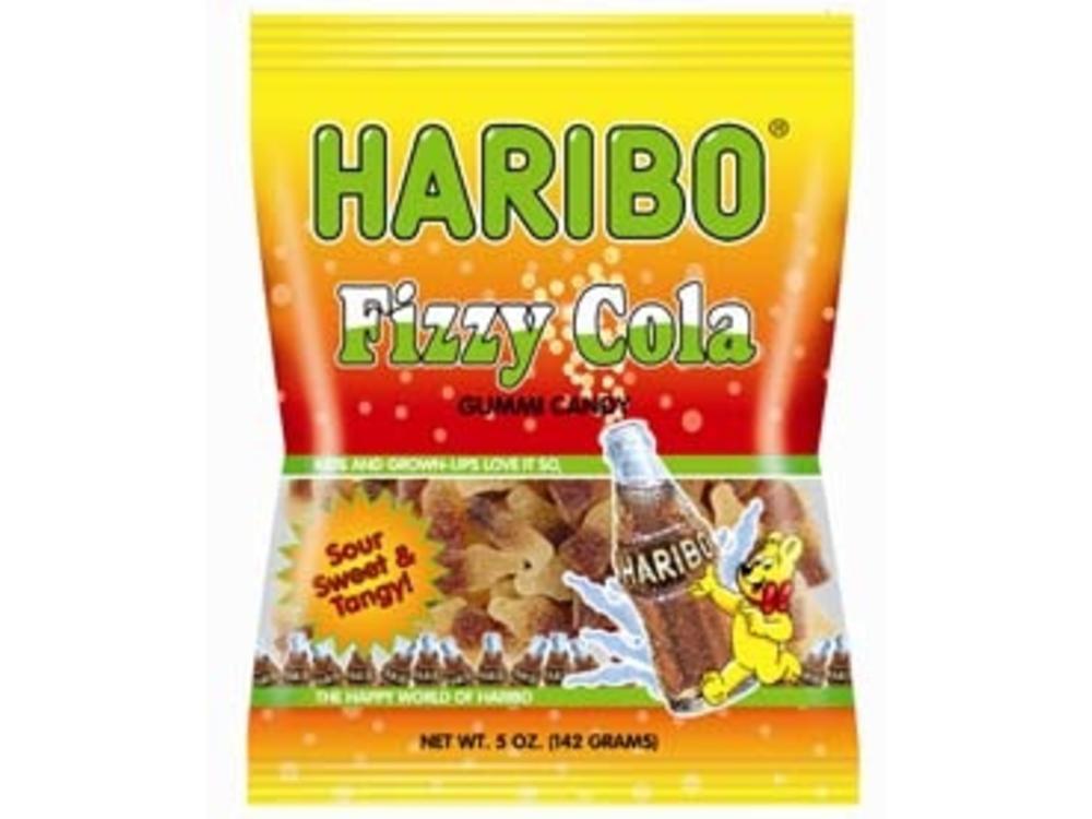 Haribo Haribo Fizzy Cola 5oz Bag 12/cs