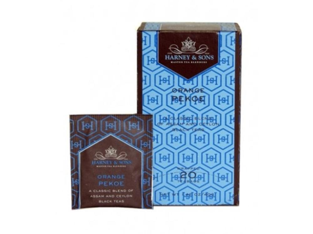 Harney & Son Harney & Sons Ceylon & India Orange Pekoe Tea 20 Ct Box