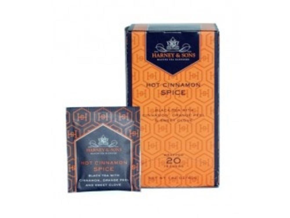 Harney & Son Harney & Sons Hot Cinnamon Spice Tea 20 Ct Box