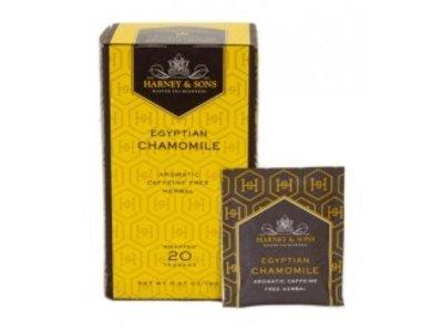Harney & Son Harney & Sons Egyptian Chamomile Tea 20 Ct Box