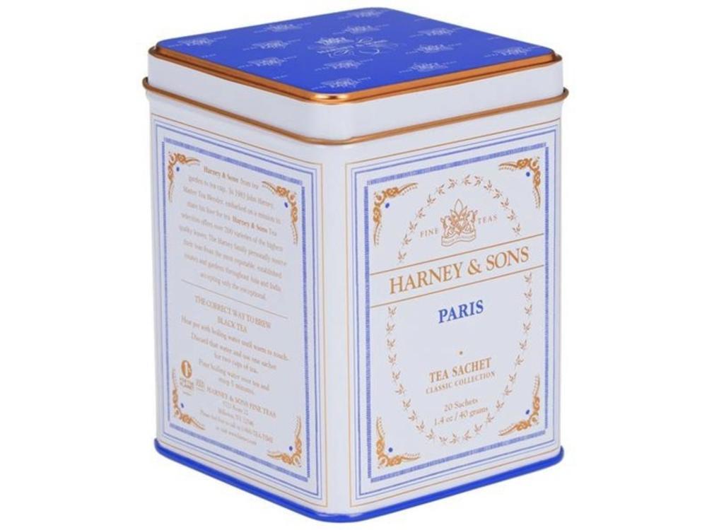 Harney & Son Harney & Sons Paris Classic White Tea 20 Ct Tin