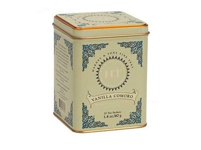 Harney & Son Harney & Sons Vanilla Comoro Tea 20 Ct Tin