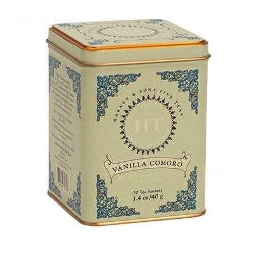 Harney & Son Harney & Sons Vanilla Comoro Tea 20 Ct Tin