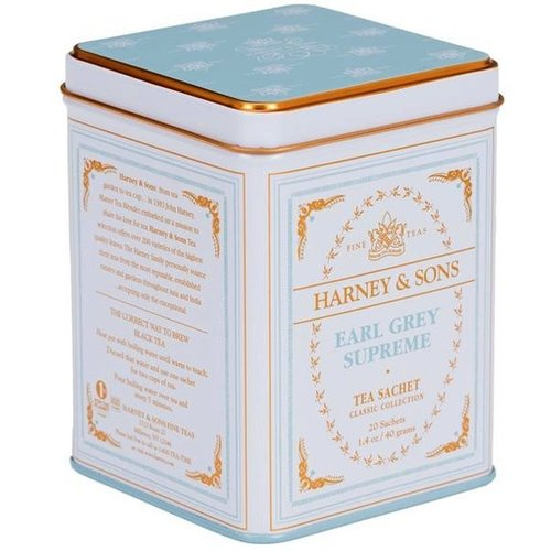 Harney & Son Harney & Sons Earl Grey Classic White Tea Tin