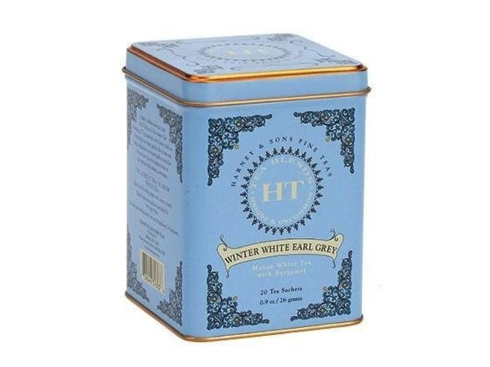 Harney & Son Harney & Sons Winter White Tea 20 Ct Tin