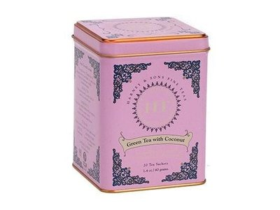 Harney & Son Harney & Sons Green Tea with Coconut Tin