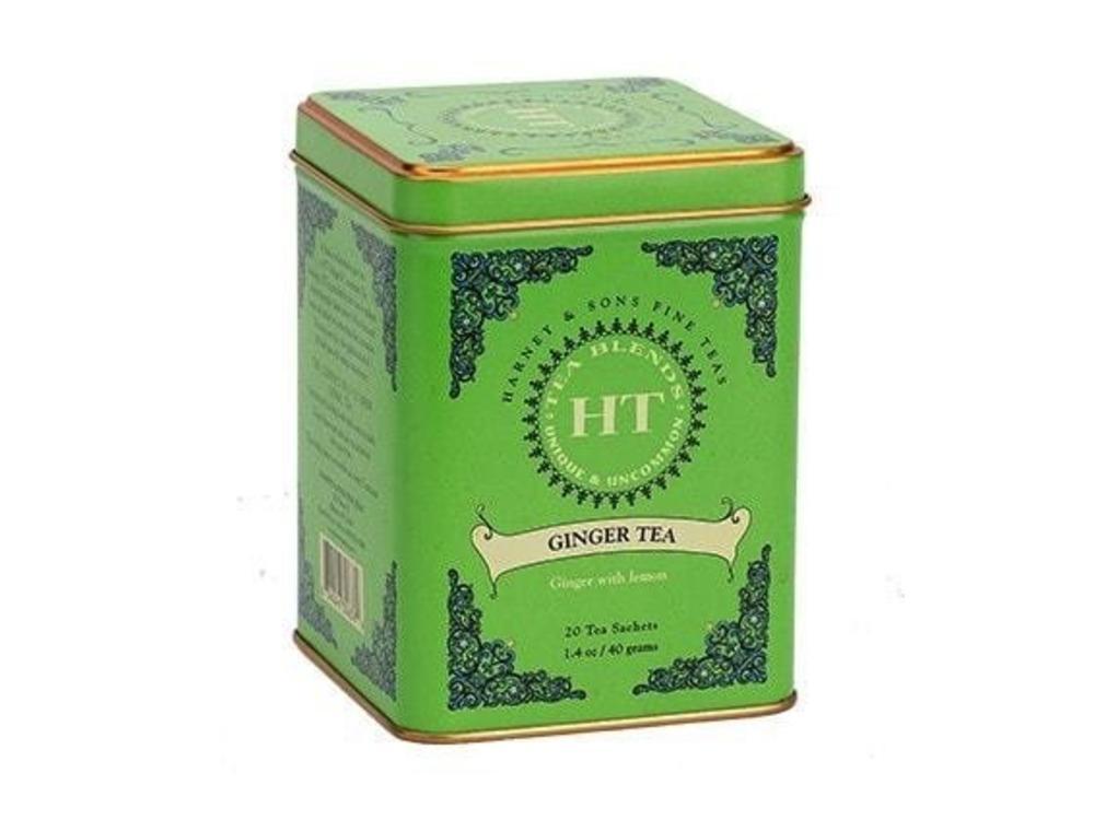 Harney & Son Harney & Sons Ginger Tea Sachets Tin