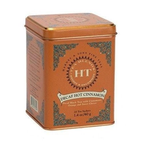 Harney & Son Harney & Sons Decaf Hot Cinnamon Tea 20 Ct Tin