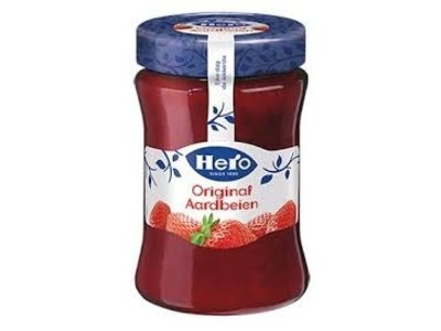 Hero Hero Original  Strawberry Jam Extra 12 oz