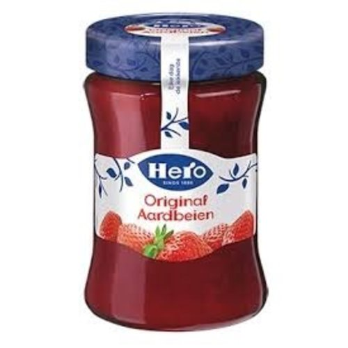 Hero Hero Original (dated 2/7/19)  Strawberry Jam Extra 12 oz