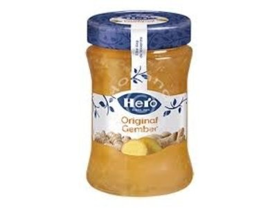 Hero Hero Original Ginger Jam 12 oz jar