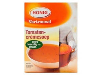 Honig Honig Creme of Tomato Soup daated 2 19