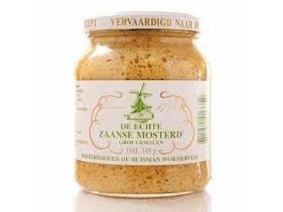 Huisman Huisman Zaanse grained Mustard 11.8 Oz Dated Jul 1, 21