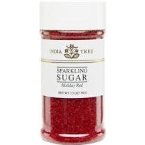 India Tree India Tree Red Sparkling Sugar