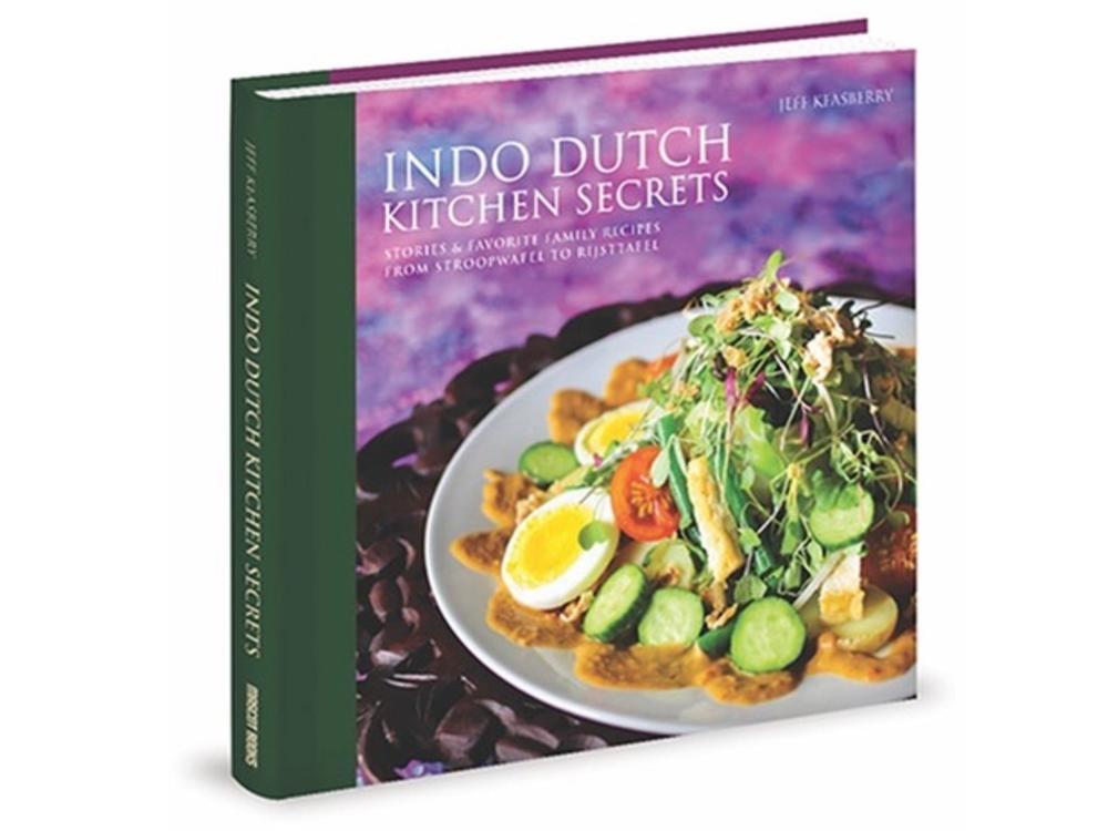 Indo Dutch Kitchen Secrets cookbook