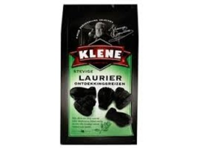 Klene Klene Hard Salty Licorice Laurier