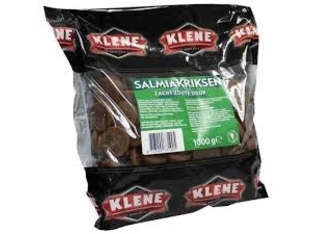 Klene Klene Salmiak Rijksen Kilo Bag