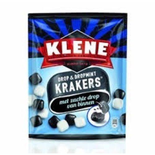 Klene Klene Krakers Licorice & Mint  7 oz bag
