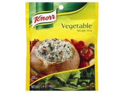 Knorr Knorr Vegetable Recipe Mix
