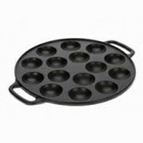 Koopmans Koopmans Cast Iron Poffertjes Pan