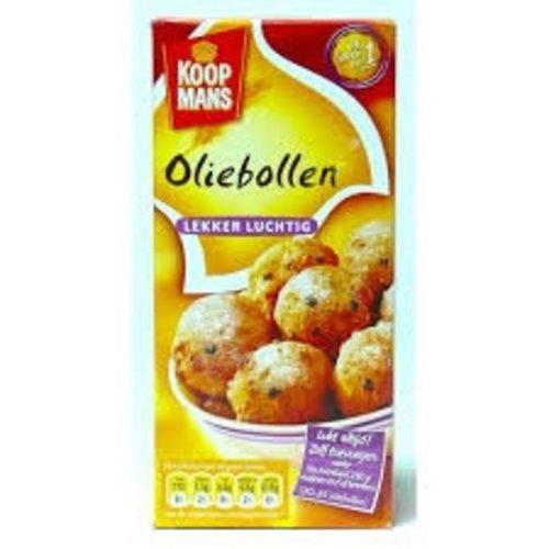 Koopmans Koopmans Oliebollen Mix 500 gr