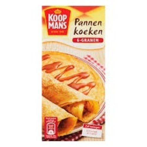 Koopmans Koopmans Multi Grain Pancake Mix 14.1 oz