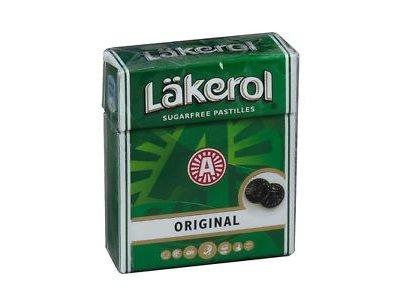Lakerol Lakerol Original Herb Menthol .88 oz
