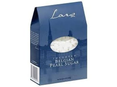Lars Own Lars Belgian Pearl Sugar 8 Oz