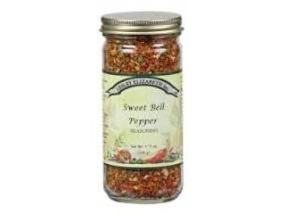 Lesley Elizabeth Lesley Sweet Bell Pepper Seasoning blend 2.8 oz shaker