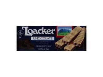 Loacker Loacker Chocolate Wafers 6.17 Oz