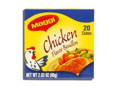 Maggi Maggi Chicken Cubes 20Ct Box