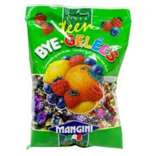 Mangini Bye Gelees Assorted Fruit Gels