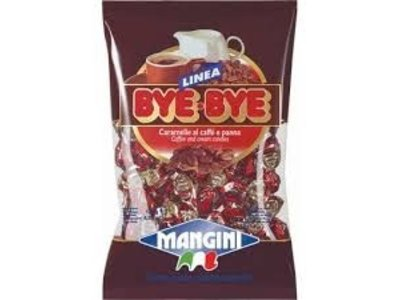 Mangini Mangini Bye-Bye Coffee Candies 4.5 Oz