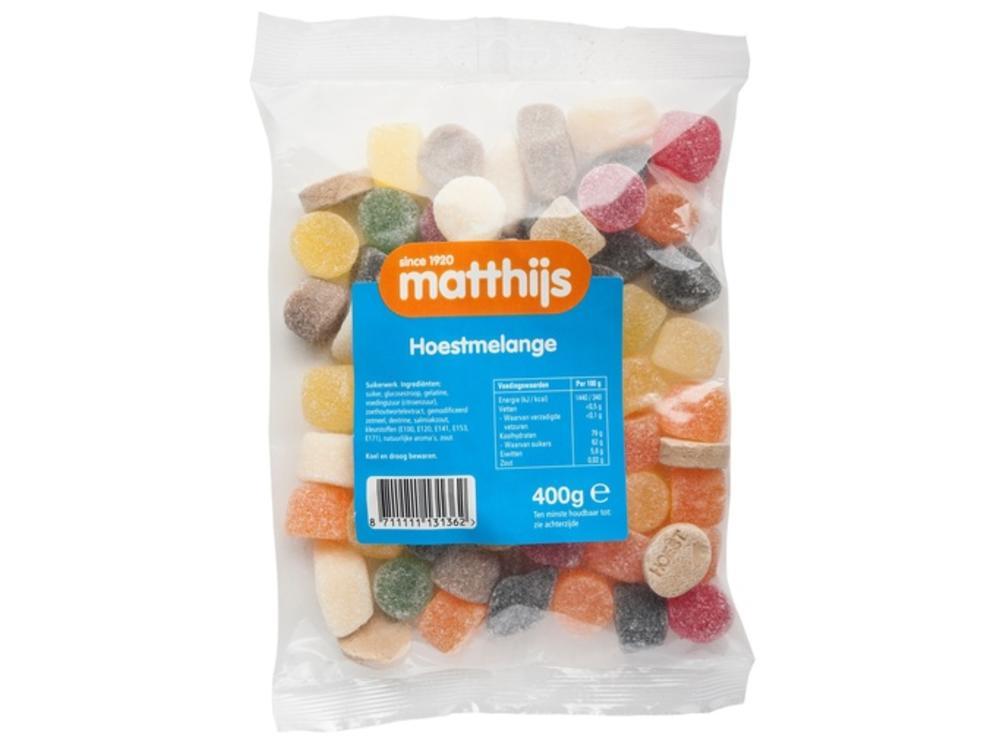 Matthijs Matthijs Hoestmelange Mix Kilo Bag 2.2 lbs