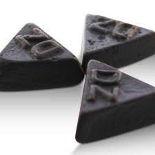 Meenk Meenk Double Salt Triangle Licorice Kilo