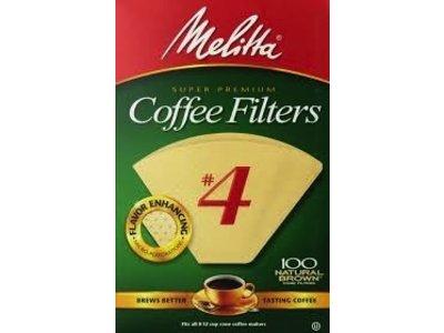 Melitta Melitta #4 Coffee Filters