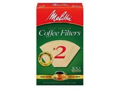 Melitta Melitta #2 Coffee Filters