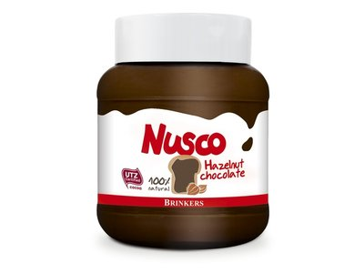 Nusco Nusco Hazelnut Spread 14 oz jar
