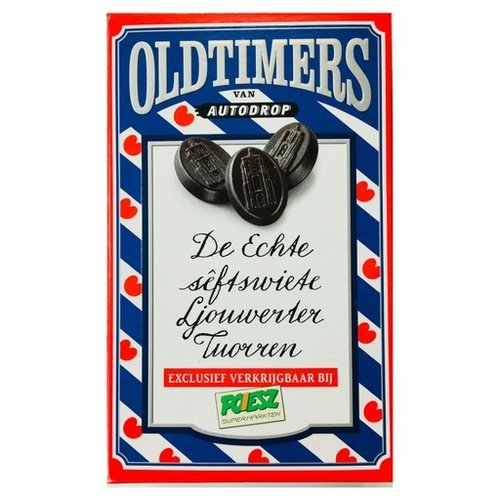 Old Timers Old Timers Oldehove Licorice 8.28 Oz (235g)
