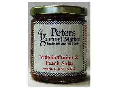 Peters Peters Peach and Vidalia Onion Salsa
