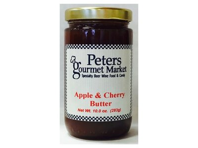 Peters Peters Apple & Cherry Butter