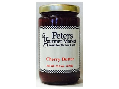 Peters Peters Cherry Butter